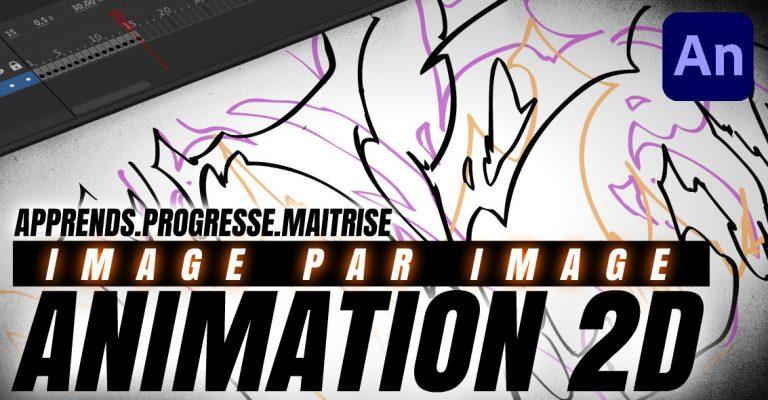 FX ANIMATION ÉPIQUE 🏮 | Maitrise l'animation image par image